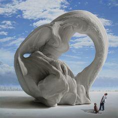 Австралийский художник Джоэл Ри (Joel Rea). Обсуждение на LiveInternet - Российский Сервис Онлайн-Дневников