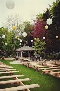 1000 Ideas About Cheap Backyard Wedding On Pinterest