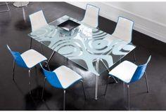 $2437zł Stół Metropolis Deco Wave chrom, Scab Design