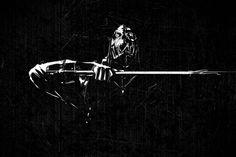 Corvo from Dishonored