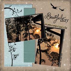 Beautiful day par Scrappapotage/digital-scrap-bien-sûr/