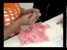 camiseta de croche com camila fashion parte 2 05.12.12
