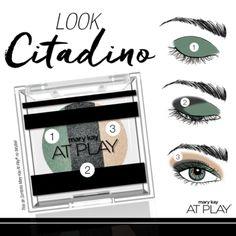Consigue un look citadino con el tono No Fairyteal de los nuevos Tríos de… At Play Mary Kay, Beauty Makeup, Eye Makeup, Mary Kay Cosmetics, Make Up, Beauty Products, Business, Fun, Style