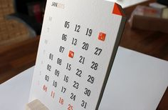 BRIM's calendar has all the necessary elements that speak of subtle niceties : Clear dates in view Minimally superimposed design on important dates Neat and clean layout 98% Advertisement free
