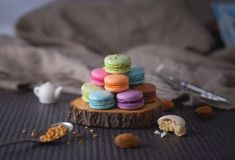 An easy, step-by-step premix to make a normally tricky treat with ease. Make in a variety of colours, flavours and fill with CAB Foods tasty Macaron Filling. With CAB Foods Macaron Premix, all you need to create this SWEET treat . Macaron Filling, Macaron Recipe, Easy Desserts, Delicious Desserts, Yummy Food, Auckland, Macarons, Inexpensive Birthday Party Ideas, Easy Chocolate Pudding