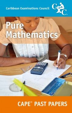 CAPE® Pure Mathematics Past Papers eBook