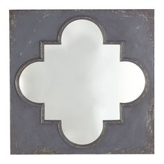 Wisteria - Mirrors & Wall Decor - Shop by Category - Mirrors - Quatrefoil Mirror