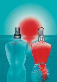 Le Male Eau d`Ete 2004 Jean Paul Gaultier cologne - a fragrance for men 2004 - Parfumerie et parapharmacie - Parfumeries - Jean Paul Gaultier