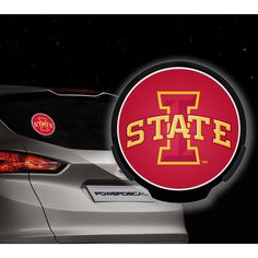 Iowa State Cyclones Power Decal