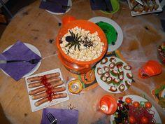 Halloween Family Party | Gina's Blog