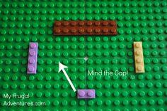 Easy DIY Lego Tray (Just $5.00!)