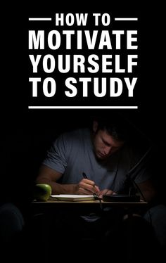 Having trouble mustering up any motivation to study? Here's a process to get you moving right now, and some long-term fixes for later. Best Study Tips, Exam Study Tips, Good Study Habits, School Study Tips, Study Skills, Reading Skills, Study Motivation Quotes, School Motivation, Study Inspiration