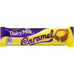 #Cadbury Dairy Milk #Caramel #Chocolate 45g