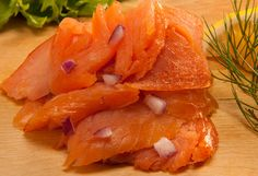 This is Kilmore Quays hot smoked trout. It is smoked using the traditional oak wood chips to deliver an authentic flavour.