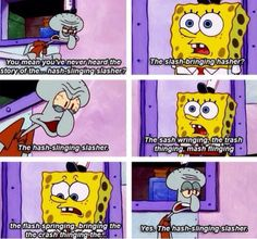 oh spongebob. My favorite epsideo! I miss the old Spongebob! Spongebob Episodes, Funny Spongebob Memes, Funny Memes, Hilarious, Spongebob Spongebob, Funny Quotes, Jokes, It's Funny, Funny Pins