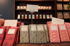Mast Brothers chocolate / perfect stocking stuffer