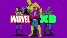 We've been back in the ring with our pals at Disney XD, continuing our ID campaign, this time with a spot for Guardians of the Galaxy!  Directed and produced by Golden Wolf  www.goldenwolf.tv