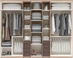 Kast indeling walk through closet Master Bedroom Closet, Bedroom Wardrobe, Wardrobe Doors, Wardrobe Closet, Built In Wardrobe, Closet Space, Walk In Closet, Walk Through Closet, Master Suite