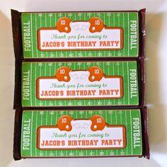 "Photo 1 of 13: Football / Birthday ""Football Birthday Party"" | Catch My Party"