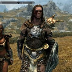 Vorstag is bae <3 (Choosing just the ONE spouse in Skyrim is a g o n y ! Especially after the easygoing polyamory on Fallout 4..)