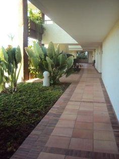 Este para el corredor de los cuartos. Alfarera Pueblo Viejo | Pisos de Gres: Coloniales, artesanales | Medellin, Colombia