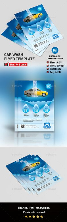 Rent A Car Flyer Templates Flyer template, Renting and Template - car flyer template