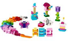 LEGO Classic Bright Bricks | coolest birthday gifts for 4 year olds