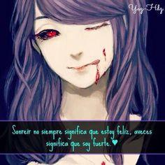 Resultado de imagen para frases de felicidad tokyo ghoul