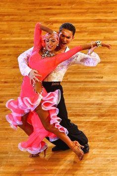 b84d1fdb54e4 46 Best Latin American dance dresses images