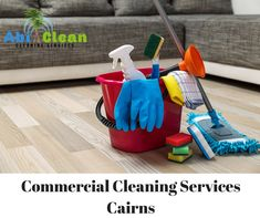 If you are looking for a well-established professional commercial cleaning service in Cairns then consider us! We provide high-quality services to meet all your commercial needs.