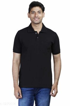 Tshirts Elegant Men's Solid Cotton Tshirt Fabric: Cotton Sleeves: Short Sleeves Are Included Size: SM L XL XXL ( Refer Size Chart ) Length- Refer Size Chart Type: Stitched Description: It Has 1 Pieces Of Men's T- Shirt's  Pattern: Solid Country of Origin: India Sizes Available: XS, S, M, L, XL, XXL   Catalog Rating: ★4 (389)  Catalog Name: Everyday Elegant Mens Solid Cotton Tshirts Vol 3 CatalogID_161229 C70-SC1205 Code: 803-1270014-429