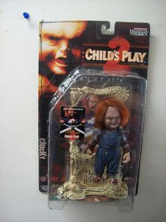 MCFARLANE MOVIE MANIACS SERIES 2 CHUCKY CHILD'S PLAY 2 FIGURE #McFarlaneToys
