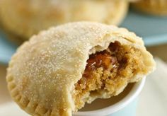 Peanut Butter and Jelly Cookie-Stuffed Pies