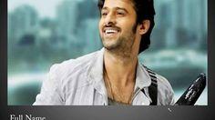 Prabhas - Biography   family   movies   photos   Awards - celebritiesoft...