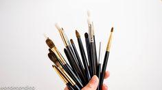 Brushes for Smaller Eyes — WONDEGONDIGO