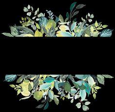 Foliage watercolor border Watercolor Border, Free Digital Scrapbooking, Painting, Art, Art Background, Painting Art, Kunst, Paintings, Performing Arts