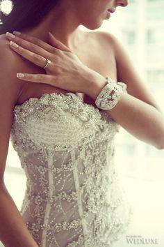 wedding dress | Crimson Photos