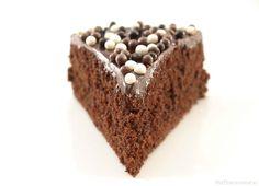 Bizcocho de galletas y chocolate, en el microondas - MisThermorecetas.com