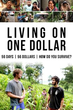 Living on One Dollar ★★★★☆