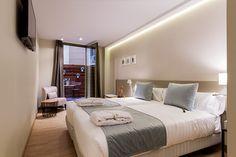 Hotel Moderno Barcelona | Habitación deluxe con terraza #hotelBarcelona