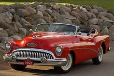 1953 buick skylark.