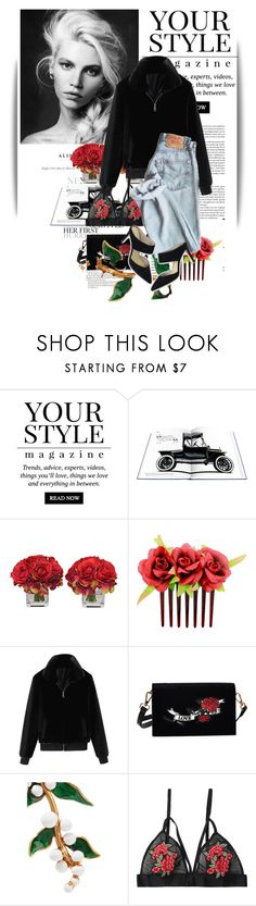 """""""Saturday style"""" by maja-k ❤ liked on Polyvore featuring Pussycat, Assouline Publishing, The French Bee, Oscar de la Renta and Boden"""