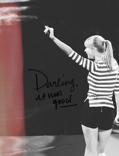 Never looking down. And right there where we stood...was holy ground. <3