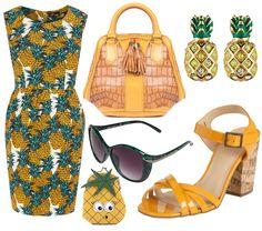 pineappleprintdress_homeaway_holidayoutfit.jpg (600×531)