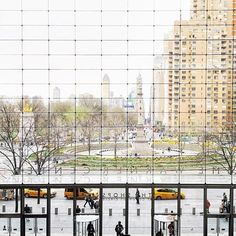 """""""The Time Warner Center is one of my all time favorite, quintessential #NewYork must-sees. Right in the center of #ColumbusCircle and just across the street from Central Park, it boasts #views all the way to east side. Nothing better than ducking in on a rainy day and shopping around (Diptyque, William Sinoma, Stewart Weitzman & Whole Foods are my usual stops) followed by a glass of Champagne at Center Bar or a tea at the Mandarin Oriental, overlooking the park,"""" #NYC Insider, Cristina…"""