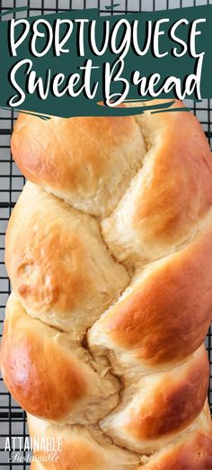 This Portuguese sweet bread recipe is traditionally baked for Easter celebrations. It's sweet and perfect fresh out of the oven with a pat of butter. My Portuguese sweet bread recipe has been passed down through several generations. It takes a bit of work, but it's oh, so worth it! #baking #recipes #bread Home Recipes, Bread Recipes, Cooking Recipes, Portuguese Sweet Bread, One Small Step, Vintage Cookbooks, Easter Celebration, Food Inspiration, Baked Goods