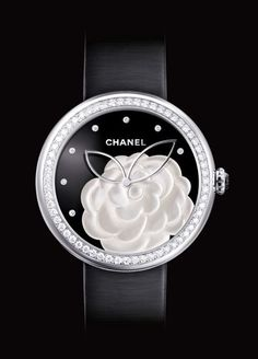 Chanel Mademoiselle Privé Watch Collection.