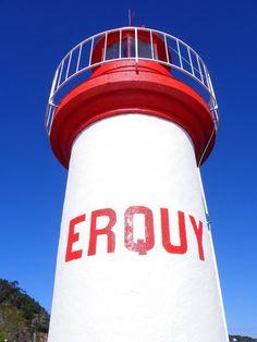 Phare du port d'Erquy