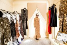 Step Into Joy Bianchi's Stunning Helpers House of Couture - Better Know a Store Owner - Racked SF