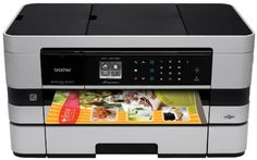 Brother Printer BusinessSmart MFC-J4610DW Wireless Color Photo Printer with Scanner, Copier and Fax - http://www.specialdaysgift.com/brother-printer-businesssmart-mfc-j4610dw-wireless-color-photo-printer-with-scanner-copier-and-fax/